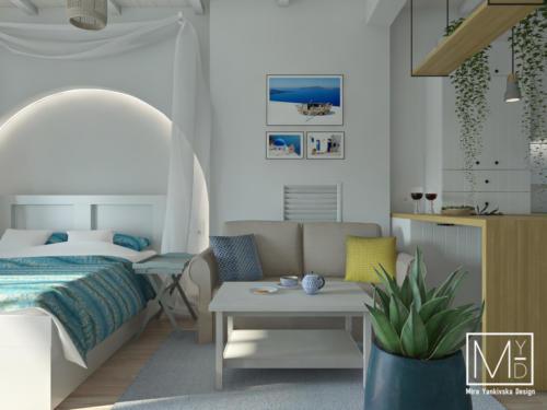 Спальня-гостиная 2