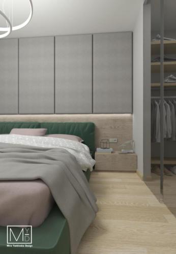 17 Спальня