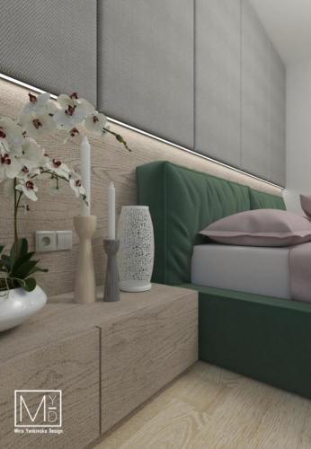 20 Спальня
