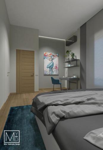 24 Спальня