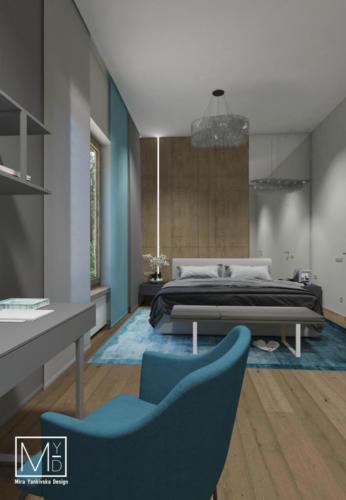 26 Спальня