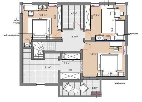2 floor