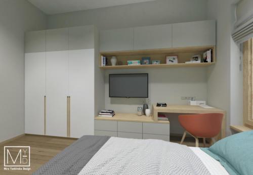 32 Гостевая комната