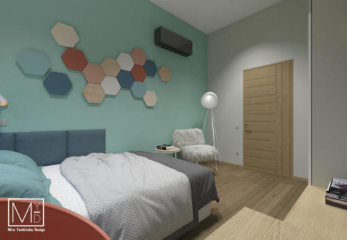 35 Гостевая комната
