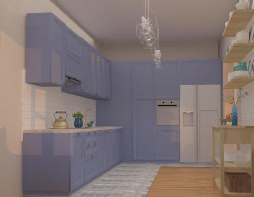 8Кухня