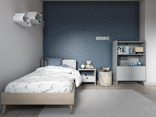 Children room for a boy
