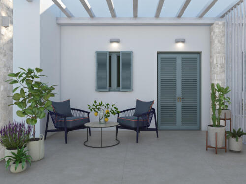 Guest verand